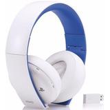 ..:: Headset Gold 2.0 Blanco ::. Para Ps4, Ps3 Y Vita