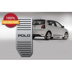Descanso De Pé Volkswagen Polo Inox Puro