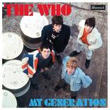 The Who My Generation Vinilo Nuevo Sellado De Fabrica!!!