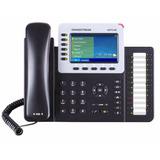 Telefono Ip Grandstream Gxp2160 6 Lineas Poe Bluetooth