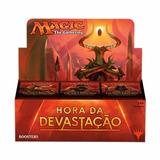 Magic The Gathering Hora Da Devastação Booster Box Lacrado