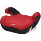 Assento Vermelho Criança 22 A 36kg Para Carro Multikids Baby