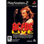 Comprar Jogo Patch Rock Band Acdc Live Play 2 Ps2 Ps 2 Play2