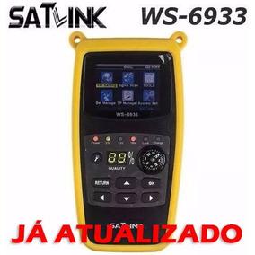 Localizador De Satelite Satlink 6933 Dvb-s2 Hd Original