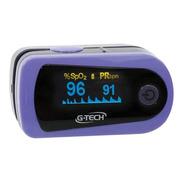 Oximetro Digital De Dedo Registro Anvisa E Inmetro G-tech