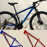Bicicleta Aro 29 Trust Bruce 2018 21v Shimano + Brinde