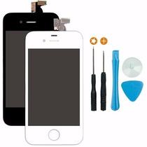 Visor Tela Touch Display Lcd Iphone 4 4s+ Ferramentas