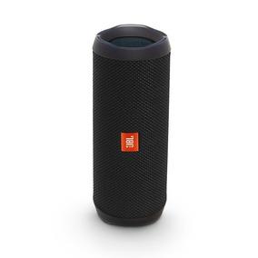 Caixa De Som Jbl Flip 4 Bluetooth Portátil Preta
