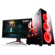 Pc Gamer Completa Ryzen 3 3200g Vega 8 Juga Pubg Fornite