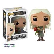 Daenerys Targaryen Game Of Thrones Funko Pop