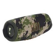 Alto-falante Jbl Charge 5 Portátil Bluetooth Camuflada