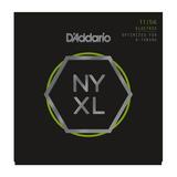 Encordados Guitarra Electrica Daddario Nyxl 11-56! Gaelgear!