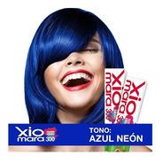2 Cajillas Tono Azul Neon X300fc
