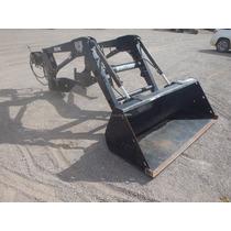 Pala Para Tractor Agricola Tipo Cargador Frontal