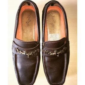 Zapatos Mario Hernández Marrones Oferta