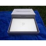Macbook Air 13 Pulgadas Negociable En Perfectas Condiciones.