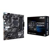 Motherboard Asus Prime B550m-k Amd Ddr4 Ryzen B550 Mexx 3