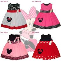 Vestidos De Vestir Para Niña Minnie,peppa,bebe Conjunto Tutu