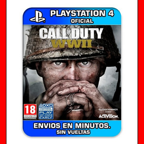 Call Of Duty Ww2 Ps4 Cod Ww2 Ps4 Envios En Minutos |2|