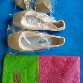 Zapatillas De Punta Para Ballet...puntas Fouette...somos Fab