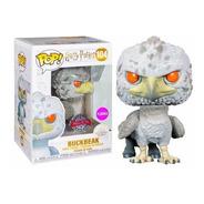 Funko Pop! Harry Potter - Buckbeak (flocked) #104 Exclusivo