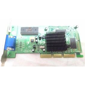 018 - Placa De Video Aceleradora Agp Tnt2 M64 16mb Digitron