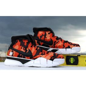 Tenis Nike Kobe 1 Protro Undefeated Bryant Basket Lebron 40bacc29e49f0