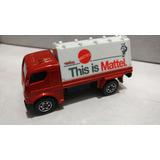 Matchbox Mattel Billboard Truck