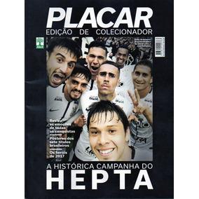 Placar Especial Corinthians Campeão Brasileiro 2017 7 Poster