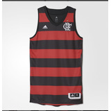 Regata adidas Flamengo Basqueta Replica