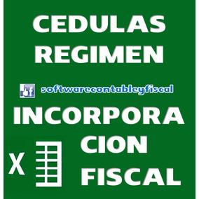 Regimen De Incorporacion Fiscal 2017