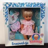 1989 Enxoval Da Babinha - Na Caixa Nunca Usada - Estrela!