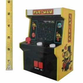 Arcade Classics Pac-man Mini Maquina De Juego Con Sonido
