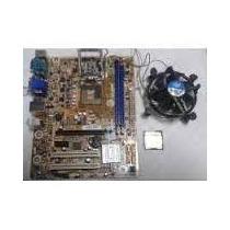 Placa Mãe Megawere H61h2-m2 Com Processador G630 E Mem. 6gb