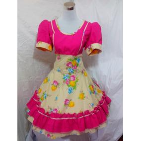 Vestido Huasa Talla L