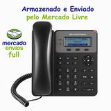 Telefone Ip Voip Gxp1610 Grandstream - Com Nfe #c
