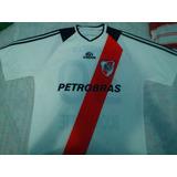 Camiseta River Plate Fantasia 30 Buonanotte Año 2008