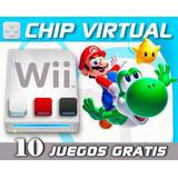 Chip Para Wii A Domicilio + 10 Juegos G R A T I S /usb Hack