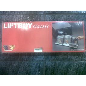 Mueble Exhibidor Para 33 Cd Liftboy 1988 Made In Austria