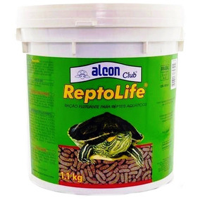 Ração Alcon Reptolife 1,1kg Tartarugas