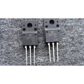 Transistor 30f124 - 30f124 Original 1pç