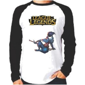 Camisa League Of Legends Yasuo