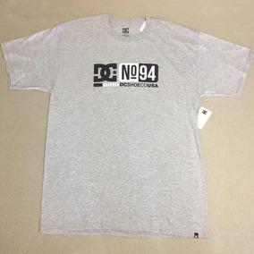 Camiseta Dc Shoes Nova Importada Original E Etiqueta 9 - Calçados ... df38006ceef18