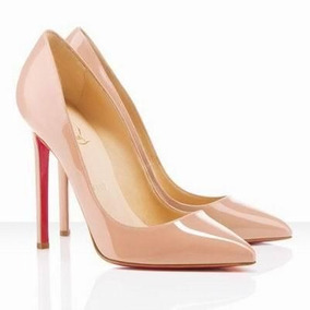 Sapato Christian Louboutin 120mm Pigalle Original