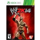 Dvd-rom De Take-two Wwe 2k14 - Xbox 360