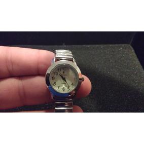Relógio Feminino Barato Pulseira Elástica Prova Dagua