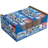 Trident Chicle Xtra Care Menta 32/12/12.7 Gr