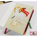 Capa Personalizada Para Missal (cordeiro Imolado)