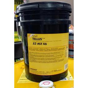 Aceite Hidraulico Shell Tellus S2 Mx 46 Cubeta 19 Litros