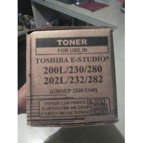 Toner 2320 Toshiba Studio Original Y Generico 200/230/280